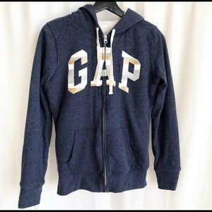 🌷3 FOR $25 SALE🌷GAP hooded zip up sweater